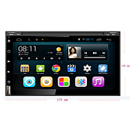 Android 4.4.4 Car DVD Player GPS for NISSAN Universal with Quad-Core Contex A9 1.6GHz,Radio,RDS,BT,SWC,Wifi,3G