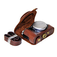 dengpin® PU Koža kamera slučaj torba pokriće za Fujifilm X70 (ponekog boje)