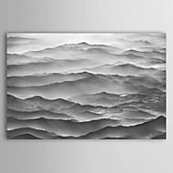 Landscape Canvas Tulosta One Panel Valmis Hang,Horizontal