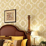 papel de parede Floral Papel de parede Contemporâneo Revestimento de paredes,Papel não tecido