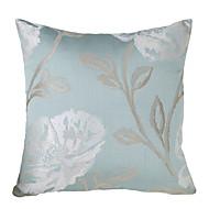 Jacquard Cushion Cover -Green