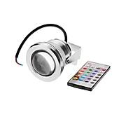 10W LED halogeny 1 Integrovaná LED 500 lm R GB Voděodolné AC 12 V 1 ks