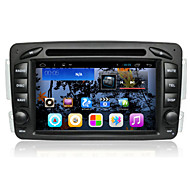 Android 4.4.4 Car DVD Player GPS for BENZ W203/W209/W210/W168 with Quad-Core Contex A9 1.6GHz,Radio,RDS,BT,SWC,Wifi,3G