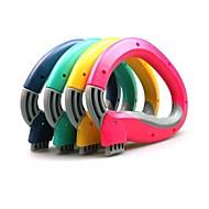 2 kpl / pakkaus kotiin yhden matkan kahvat ostoksilla kassinpitimen handle kantoaallon lukitus keittiö työkalu (satunnaisia värejä)