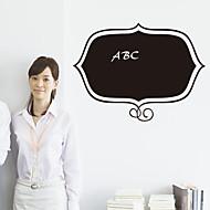 Komiks / Romantika / Tabule / Módní / Prázdninový / Krajina / Tvary / Fantazie Samolepky na zeď Nálepky na zeď tabule,PVC77cm x 57cm (