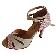 Individuelle Damen Funken Glitter Dance Schuhe für Latin / Ballroom Sandalen
