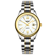 GUANQIN® High-end Japanese Quartz Luxury Diamond Luminous Watch Steel Band Waterproof 26mm Watch for Women Cool Watches Unique Watches With Watch Box
