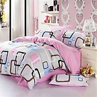 shuian® dyne vinter dyne holde varmen jevning quilts med utskrift gittermønster