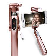 Selfiestang Bluetooth Uttrekkbar med Selfiestang til