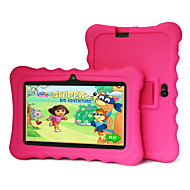 Ioision M701 7 Inch 1.3Ghz Android 4.4 Kids Tablet With Wifi And Dual Cameras(Quad Core 1024*600 512MB + 16GB)
