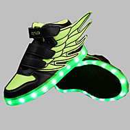 LED Light Up Shoes, Boys' Shoes Outdoor / Athletic / Casual Synthetic Fashion Sneakers Blue / Green / White / Coral shoes