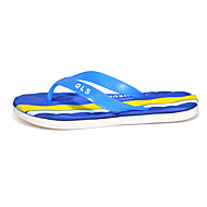 Women's Shoes Casual Synthetic Slippers Blue / Yellow / Red
