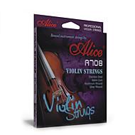 Corda Violino Acessórios Musical Instrument Borracha Preto