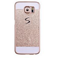 Varten Samsung Galaxy S7 Edge Kuvio Etui Takakuori Etui Kiiltävä PC Samsung S7 edge / S7 / S6 edge plus / S6 edge / S6 / S5 / S4 / S3