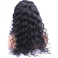 Glueless Full Lace Human Hair Wigs 250% Density Brazilian Virgin Hair Wig Loose Curly Wave Lace Front Human Hair Wigs