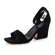 Women's Shoes Chunky Heel Open Toe Sandals More Color Available