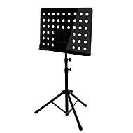 Stand-kaula-aukko Guitar / Viulu / Ukulele Musical Instrument Varusteet Teräs Musta