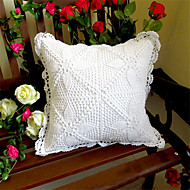 Cotton Embroidery Cushion Car Seat Embroidered Throw Pillow Sofa Cushions Home Decor Chair Sofa Decorative Pillows