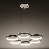 12W מסורתי/ קלאסי LED צביעה מתכת מנורות תלויות חדר שינה / חדר אוכל / חדר עבודה / משרד / חדר ילדים / מסדרון / מוסך