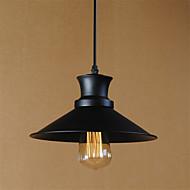 Retro Contracted Wrought Iron Pendant Lights Restaurant,Cafe ,Game Room,Garage light Fixture