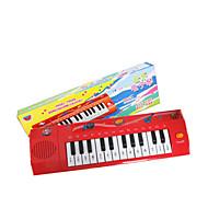 plastiek rood simulatie kind toetsenbord voor kinderen vanaf 3 muziekinstrumenten speelgoed