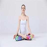 Corrida Malha Íntima / Blusas Mulheres Sem Mangas Respirável / Compressão Elastano / Tactel Ioga Rainha Yoga Wear Sports Elasticidade Alta