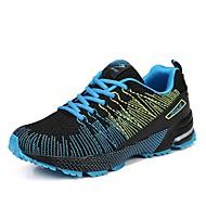 Men's Running Shoes Tulle Black / Orange