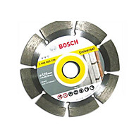 bosch®9インチ230ミリメートルのコンクリートタイル大理石の石の切断ディスクユニバーサル大理石ピースを使用して、角度研削盤