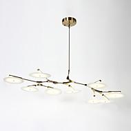 Lysekroner ,  Moderne / Nutidig galvanisert Trekk for Mini Stil MetallStue Soverom Spisestue Leserom/Kontor Barnerom Inngang Spillerom