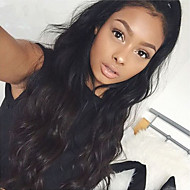 7A Glueless Full Lace Human Hair Wigs Peruvian Lace Front Human Hair Wigs For Black Women's