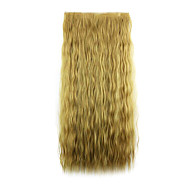 Golden Length 60CM Synthetic A Chip Ringlet Europe and The United States Foreign Trade(Color 27X)