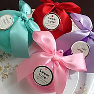 Geschenkboxen / Süßigkeiten Gläser und Flaschen / Geschenk Schachteln(Lavendel / Rosa / Rot / Blau,Plástico) -Nicht personalisiert-