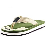 Herre-Syntetisk-Flat hæl-Komfort-Tøfler og flip-flops-Fritid-