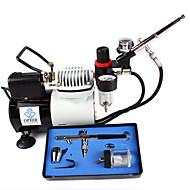 Non Toxic-Airbrush Tattoo Kits / Airbrush Compressors / Airbrush GunsTetoválás festékszóróval
