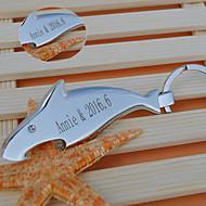 personlig gave nøkkelring rustfritt stål moderne / kreative