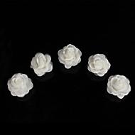 kuuma ruokalaji hiukset kukka ruuvikiristimellä timantti-peittämillä hiukset hiukset lukko timantti tiara 10kpl