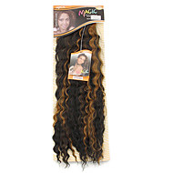 """Noble Gold Freedom Hair 26"""" Best Quality High Temperature Synthetic Hair Extensions"""
