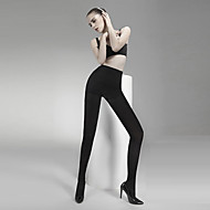 BONAS® Women Solid Color Bunched High Grade Medium Legging-S8168
