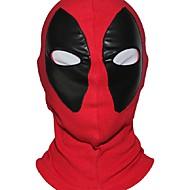 Wunder Superhelden Deadpool Maske atmungsaktive Gewebe Kunstleder Vollgesichtsmaske Halloween-Cosplay warm halten balaclava Hut