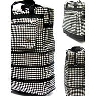 Unisex Canvas Professioanl Use Travel Bag Black / 1# / 2# / 3#