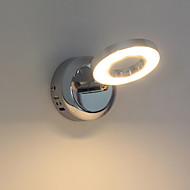 AC 85-265 4W Integroitu LED Moderni Galvanoitu Ominaisuus for LED,Ympäröivä valo Seinälampetit Wall Light