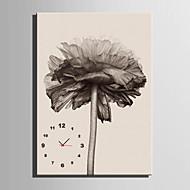 obdélníkový Módní a moderní Nástěnné hodiny,Ostatní Plátno35 x 50cm(14inchx20inch)x1pcs/ 40 x 60cm(16inchx24inch)x1pcs/ 50 x