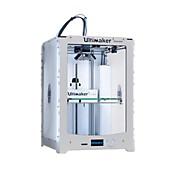 Ultimaker 2 erweiterten industrietauglichen 3D-Drucker 20 Mikron Genauigkeit