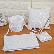 bånd bryllup kollektion sæt med rammen (4 stykker)
