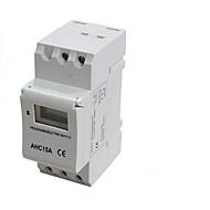 ahc15a temporizador de montagem interruptor de controle microcomputador ferroviário temporizador industrial