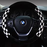 téli négyzetek plüss autó kormánykerék beállítása sor rövid plüss kormánykerék meghatározott számú