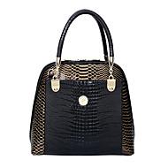 Women PU Shell Shoulder Bag / Tote - Blue / Brown / Red / Black