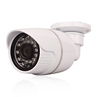 Cctv 24pcs Leds Ir-cut Indoor Outdoor POE 1.0mp 720p P2P Network Security IP Camera