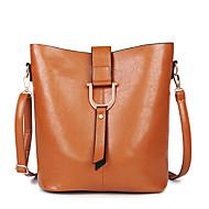 Women PU Formal / Casual / Office & Career / Shopping Shoulder Bag Brown / Red / Black