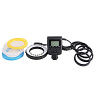 RF-550D Macro LED Ring Flash for Canon,Nikon,Olympus,Panasonic,Pentax DSLR